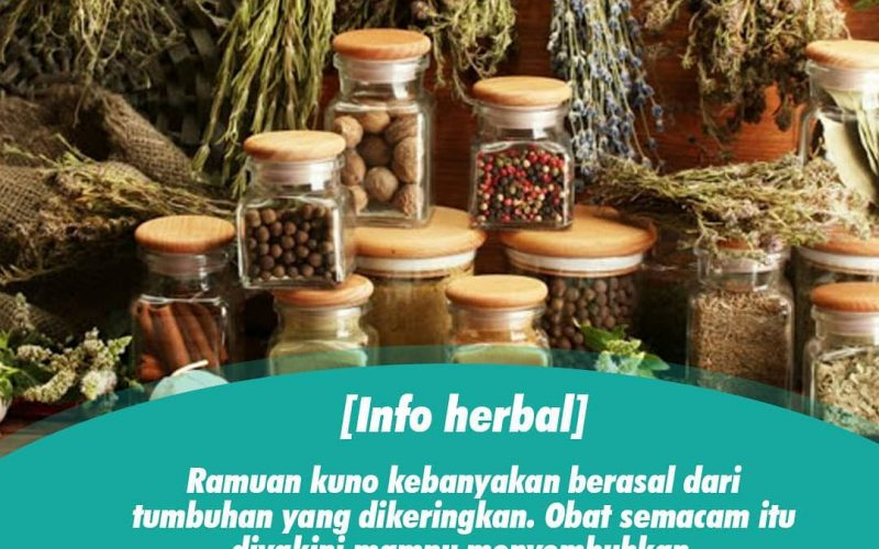 ramuan kuno herbal