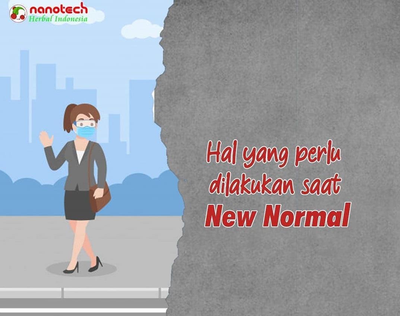 apa itu new normal
