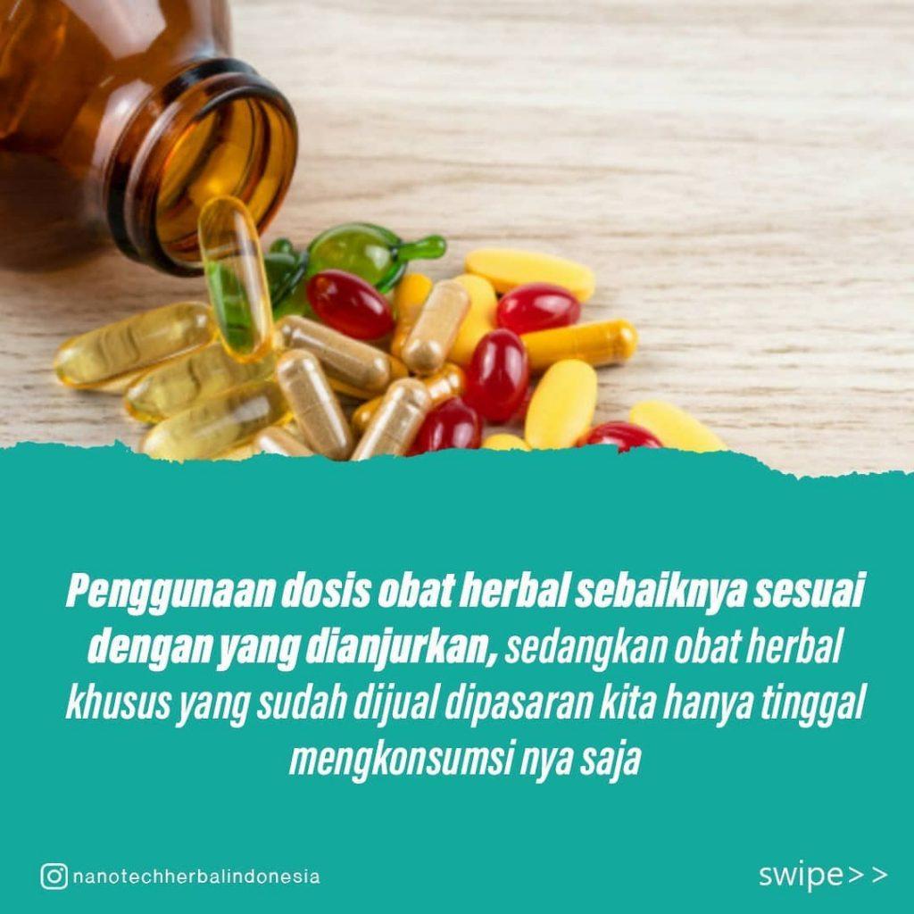 tips obat herbal