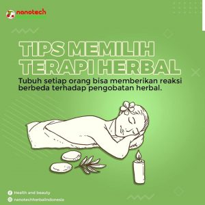 terapy herbal