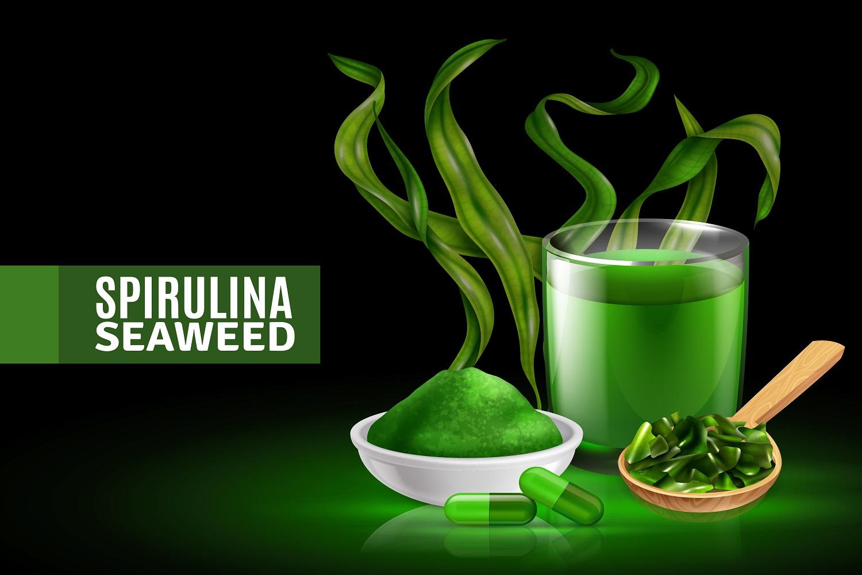 manfaat spirulina